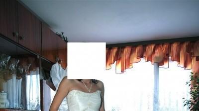 Bajkowa suknia ślubna!!!!!!