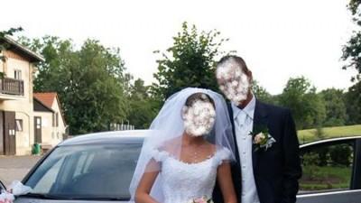 Bajkowa suknia  ślubna _OKAZJA_