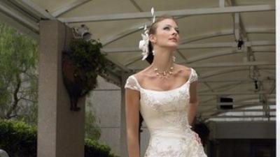 BAJKOWA SUKNIA ŚLUBNA Z KRYSZTAŁKAMI SVAROVSKIEGO Maggie Sottero - Sposa Royale