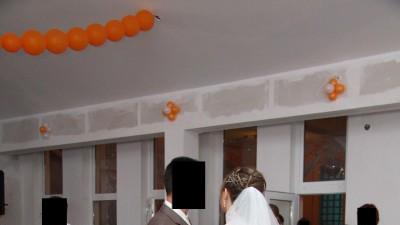 Bajkowa suknia sposa model Manhattan