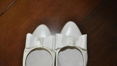 Baleriny ślubne MENBUR