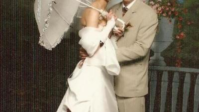 bardzo tanio piękna suknia ślubna + WEOLN GRATIS!!!!!