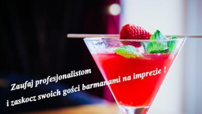Barman na wesele - drink bar