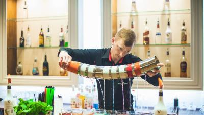 Barman na wesele, drink bar, Podlaskie, Białystok, bary z kawą