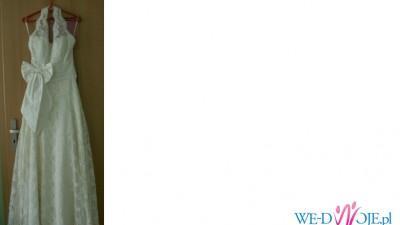 Biała koronkowa suknia slubna Anna Lisa ( Adeline)