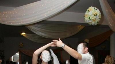 Biała przepiękna suknia ślubna Urszula Mateja model 640