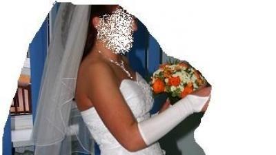 Biała suknia rozmiar 38. Afrodyta tanio. Wyjątkowa