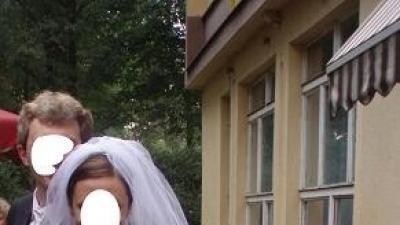 Biała suknia ślubna EDVIGE