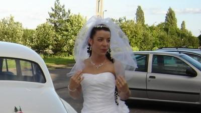 Biała suknia ślubna Imogene 51261