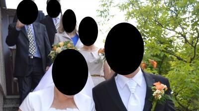 Biała suknia ślubna Milagros rozm. 38/40