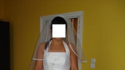 Biała suknia ślubna -Salon Sukien Ślubnych-Inowrocław