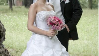 Biała suknia ślubna Wings Bridal, 36, z welonem, 1800