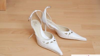 białe butki 36
