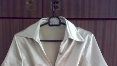 Bluzka w kolorze złotym rozmiar 40