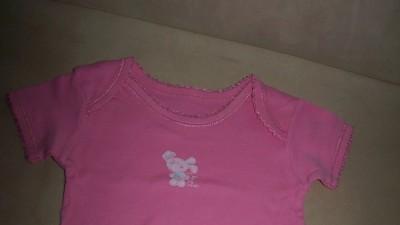 Body dla dziewczynki 6-12miesięcy