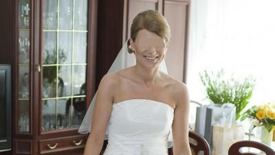 Boska suknia EMMI MARIAGE :)