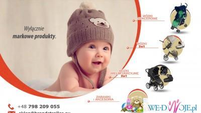 brandstroller.eu HYBRYDOWE wózki dziecięce używane