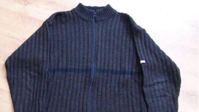 Brązowy sweter , rozm.XL !