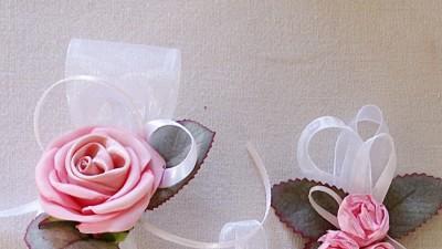 bukieciki, pzzypinki, kotyliony - Galeria Natura - dekoracje ślubne