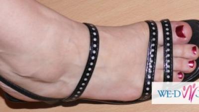 Buty czarne r. 39