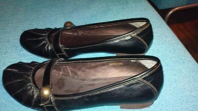Buty - rozm. 41 czarne