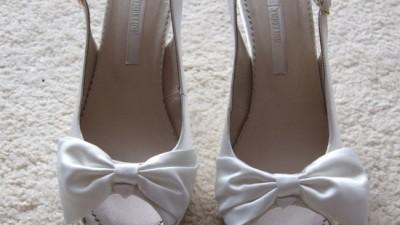 Buty ślubne Cymbeline, buty na ślub