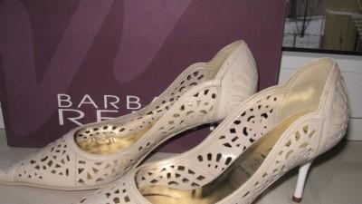 Buty ślubne ecru rozmiar 39