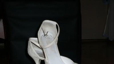 Buty ślubne firmy Arturo Vicci