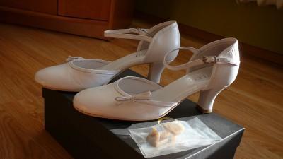 Buty ślubne firmy Ryłko