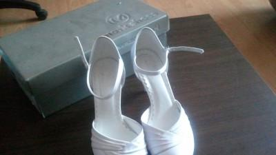 BUTY ŚLUBNE MARK SHOES 38.5