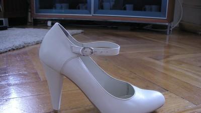 Buty ślubne- Ryłko (rozmiar 36.5)
