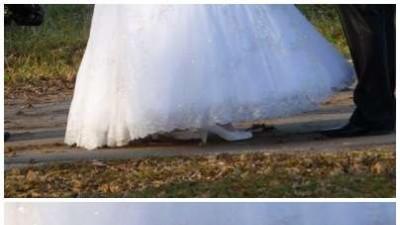 Buty ślubne Staze