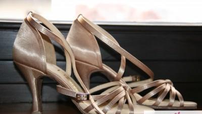 Buty ślubne taneczne