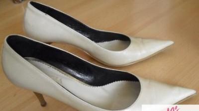 buty ślubne venezia 38 ecru