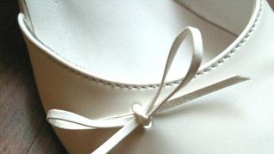 Buty ślubne w kolorze ECRU, rozmiar 35