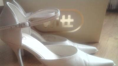 Buty ślubne Witt roz. 35