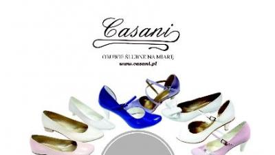 CASANI buty produkowane na miarę na stopy z haluksami, szerokie , duże i małe od 31 do 46