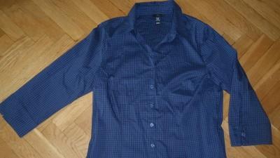 Chabrowa koszula w kratę H&M