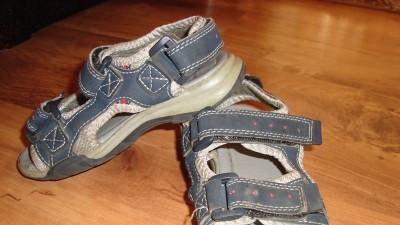 chłopięce sandałki