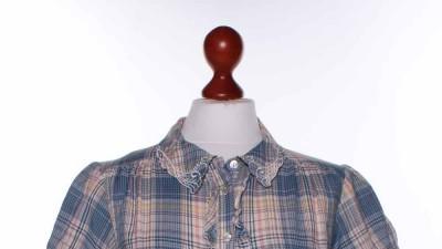 Ciążowa koszula w kratkę Mamas&Papas