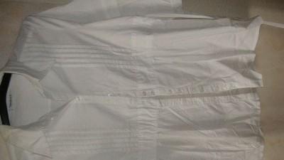 Ciążowa koszulowa biała rozm. 42