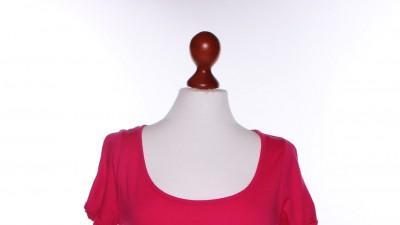 Ciążowa różowa tunika Dorothy Perkins
