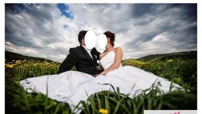 Cudna suknia ślubna rozmiar 34 do negocjacji :)