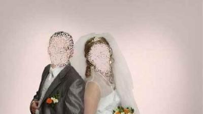 Cudny garnitur ślubny LaVard Luigi Vesari