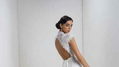 Cudowna suknia Cymbeline - model BAKER
