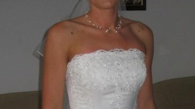 Cudowna suknia LISA FERREA - Cosmobella 7151