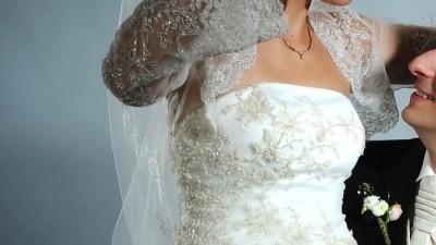 Cudowna suknia na cudowną okazję