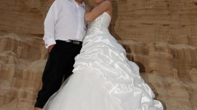 Cudowna suknia ślubna r.40