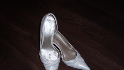 Cudowne i super wygodne buty ślubne- firmy ALDO rozm 38