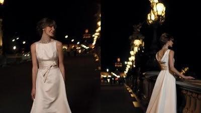 CYMBELINE DECANTO - piękna elegancka suknia